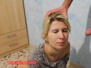 Slave for Money - Humiliation for Teen & Facial sperm Shower