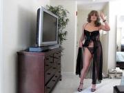 Modeling new panties