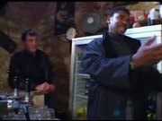 Tina Wagner - in bar with white and black men