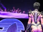 Cosplayer's great ass