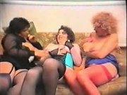 Busty Pat Wynn AKA (Auntie Jane), Millie Minchen and a friends