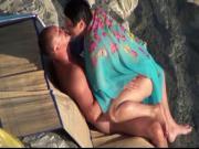 pareja playa 10