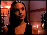 Angelina Jolie - Cyborg Topless compilation