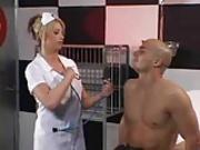 Slutty Nurse Gets Fucked