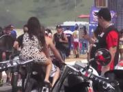 Ninfeta gostosa Moto Laguna 2016
