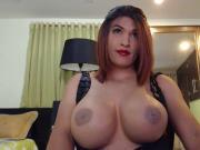 LauraSofia Massive Creamy Cock Huge Tits