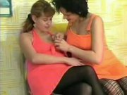 Pregnant lesbians fisting