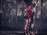 soccer girl :