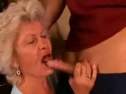 Blonde Granny Anal Sex 2
