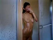 Nice girl in the shower