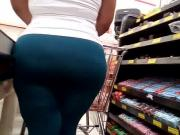 Candid big ass