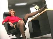 Scottish. Milf secretary