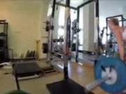 Lindsey Vonn hot workout