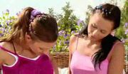 Sonia Red and Eufrat - Lesbian sex in the sun - www.Fap69.com