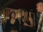 Porn Stars Visit My House