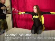 Rachel Adams Cosplay Bondage