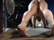 Sunday naked Yoga