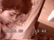 Cumming on face of my drugged girlfriend sleeping