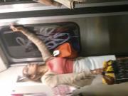 Chica guapa 3 Metro L2 MX