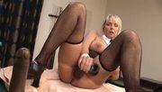 Alysha's Huge Sex Toys (And Huge Pussy) Pt1 - Cireman