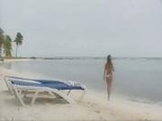 Sabrina sweet beach 1