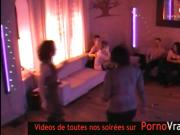 Part 11 Spycam Camera espion private party ! Plumes poils