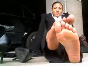 parking garage attendant's soles