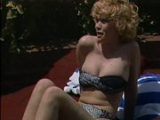 A Horny Mature Lady Outdoors - 1980s # -by Sabinchen