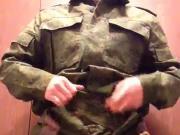 Soldier wanker 12