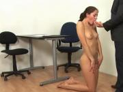 punished girl