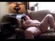 Eros & Music - BBW Masturbating