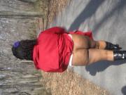 Park Walking Wifey