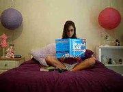 Hot Girl Exposing on Webcam