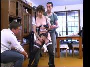 Femme de menage humiliee et squirt !! French amateur