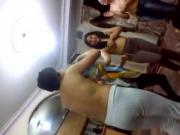Indian Teens Dance Topless