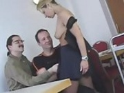 hotel bitch threesome - german - csm