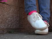 Jasmine cold Keds shoeplay