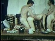 Vintage Tea Time Turns Sexy