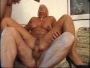 Grandma's Midnight Orgy