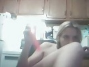 Cute girfriend masturbate for me on web cam