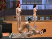 sims in heat