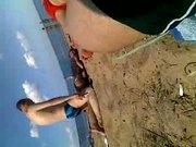 Hot beach boy
