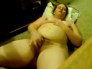 BBW frantic play on cam
