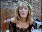 HOT FUCK #33 The German Cougar Outdoors