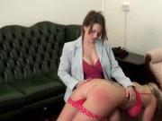 Bikini Spanking