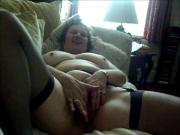 UK Elaine on Sofa