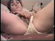 claire licksit panty wank