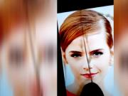 Cum tribute for Emma Watson 3,4,5,6.