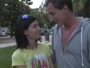 BitchesAbroad - Skinny Brunette tourist getting fucked hard