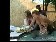 Granny's Mature Sex Party Part 6